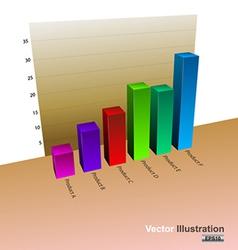 Graph 3d vector