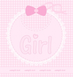 babygirl vector image