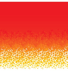 blank abstract red background for your desi vector image vector image