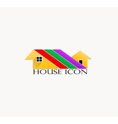 House paper vector image