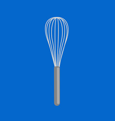 mixer bakery utensil isolated icon vector image