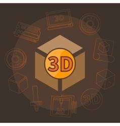 3d printing vector