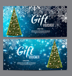 christmas sale banner background business vector image vector image