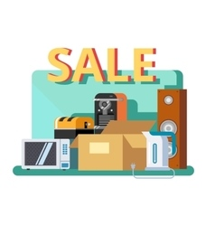 Cyber monday concept vector image