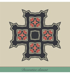 Decorative Element vector image vector image