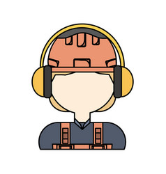 Earmuffs vector