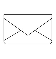Email service symbol vector