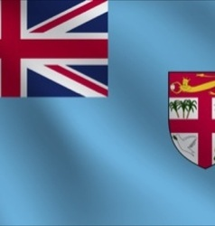 Fiji flag vector