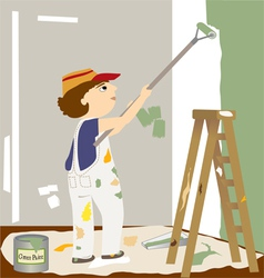 The painter vector