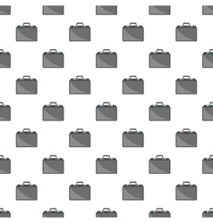 Business briefcase pattern cartoon style vector