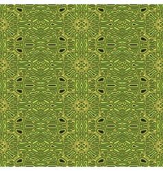 green grid vector image vector image