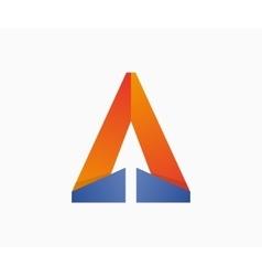 logo design element Arrow pointer vector image vector image
