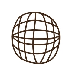 Global network sphere vector