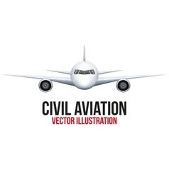 Civil aircraft vector