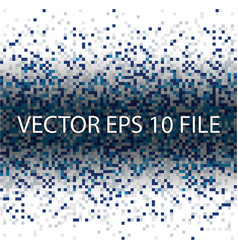 abstract data flow technology pattern blue vector image