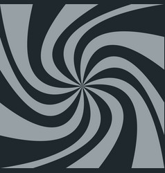 Abstract spiral ray background vector