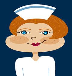 Nurse cartoon vector