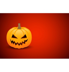 Halloween card or banner vector