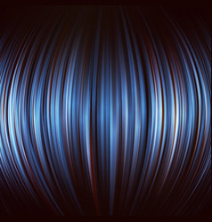 spheric abstract blue background image vector image