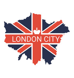 london map london map vector image vector image
