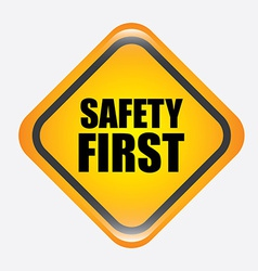 Safety design vector