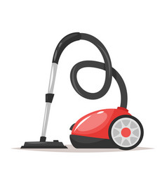 A vacuum cleaner vector