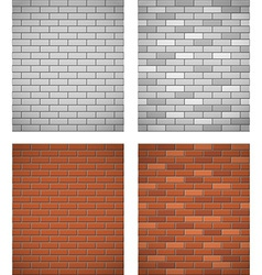 Brick wall 05 vector
