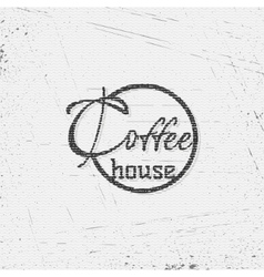 Coffee house badges logos and labels for any use vector