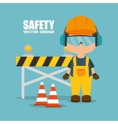 Security industrial design vector