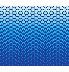 Geometric background design vector image vector image