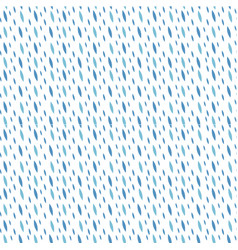 rain drops pattern seamless vector image