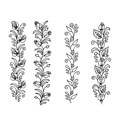 frieze vector image