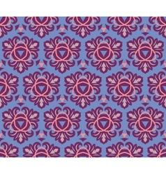 winter ethnic modern geometric seamless pattern vector image