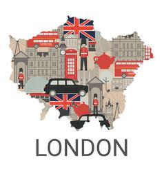 London architecture london architecture vector