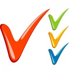 tick vector image