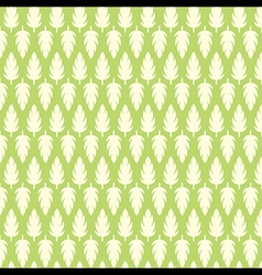 abstract leaf design pattern background vector image