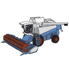 Harvester vector