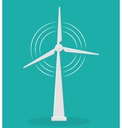 Green energy innovation vector