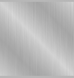 gray seamless metallic texture vector image
