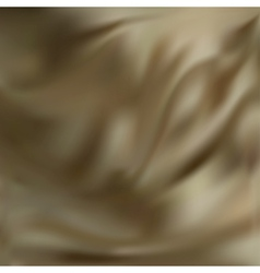 Abstract texture brown silk vector