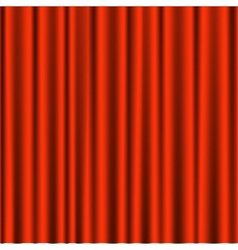 curtains vector image