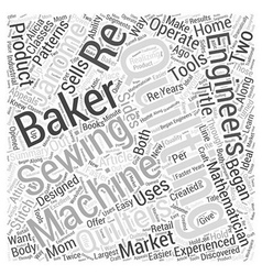 Mathematician re engineers quilting word cloud vector