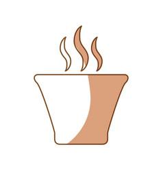Rice bowl katsudon vector