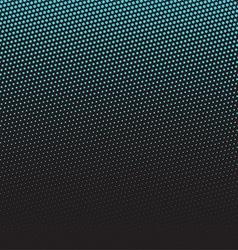 Halftone star pattern design vector image