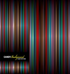 candy background vector image vector image