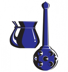 Decanter vector
