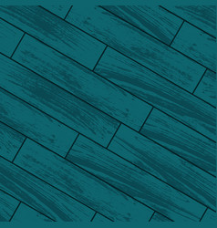Blue wooden laminate vector