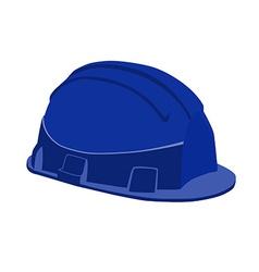 Building helmet vector image