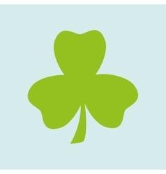 leaf icon design vector image