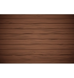 Dark wood plank texture vector